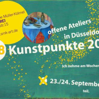 Kunstpunkte Düsseldorf