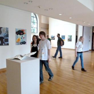 """Grußwort zur Schülerausstellung """"Um-Gestalten"""""""