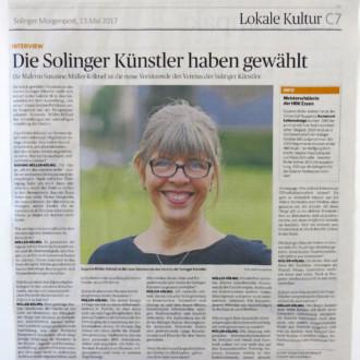 Solinger Künstler haben gewählt