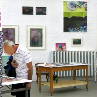 Kunstpunkte 2014 / Off-Raum Flingern 15