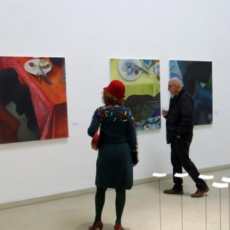 Jahresschau SK im Kunstmuseum