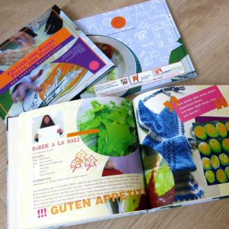 Fritten und Farbe | Pasta und Pinsel ©