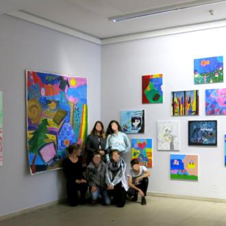 Klasse Kunst im Kunstmuseum