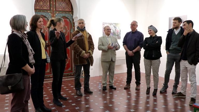 Read more about the article contact – Bertuchigalerie in Tétouan Marokko