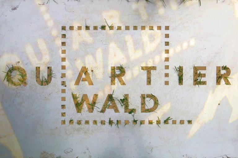 QUARTIER WALD – under construction