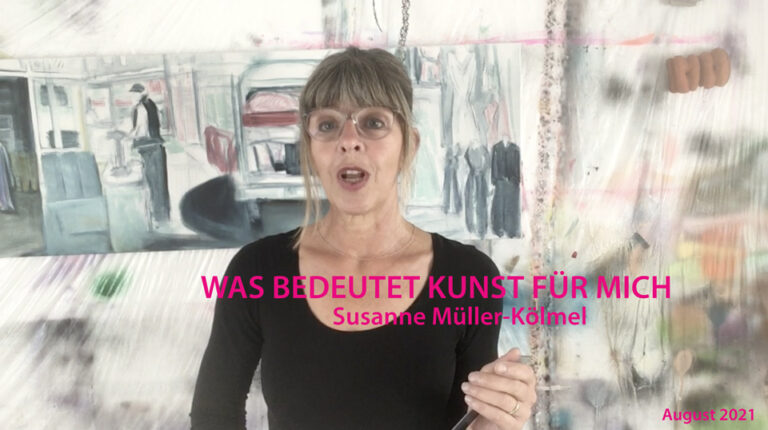 Read more about the article Kunst ist für mich